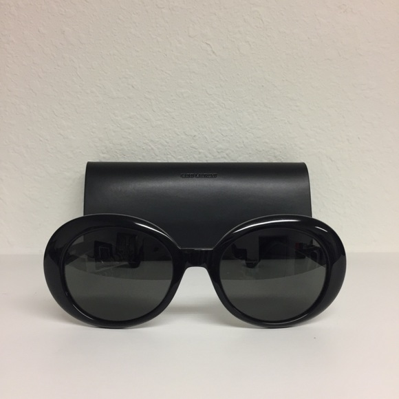 5ea685564e SAINT LAURENT SL 98 California Sunglasses. M 5a402cce31a37693d3017534